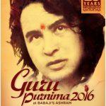 Guru Purnima 2016 du 16 au 19 juillet