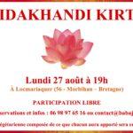 Kirtan en Bretagne