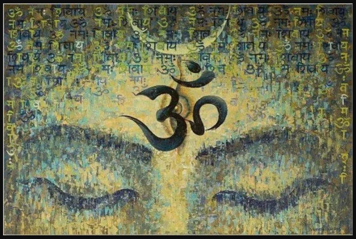 L' Adi Guru ou Yogi et les sept Rishis