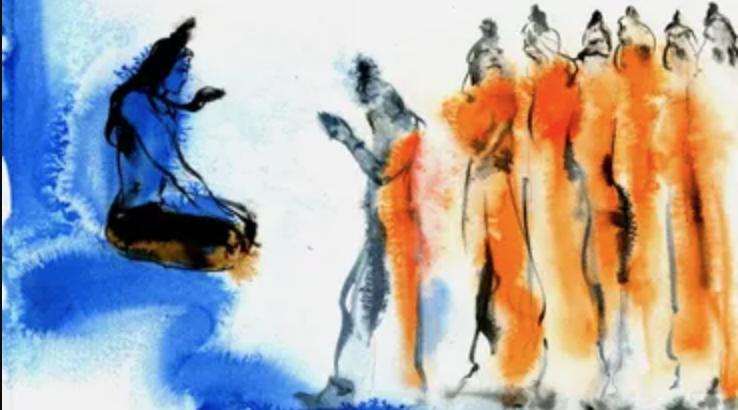 Nuit de Guru Purnima le 23 juillet 2021