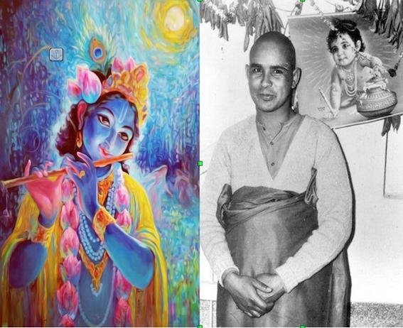 Heureux Krishna Janmashtami